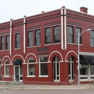 Woodbine Savings Bank